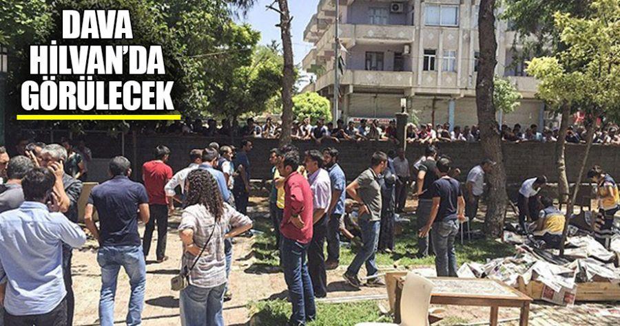 Suruç saldırısının ilk duruşması 4 Mayıs'ta