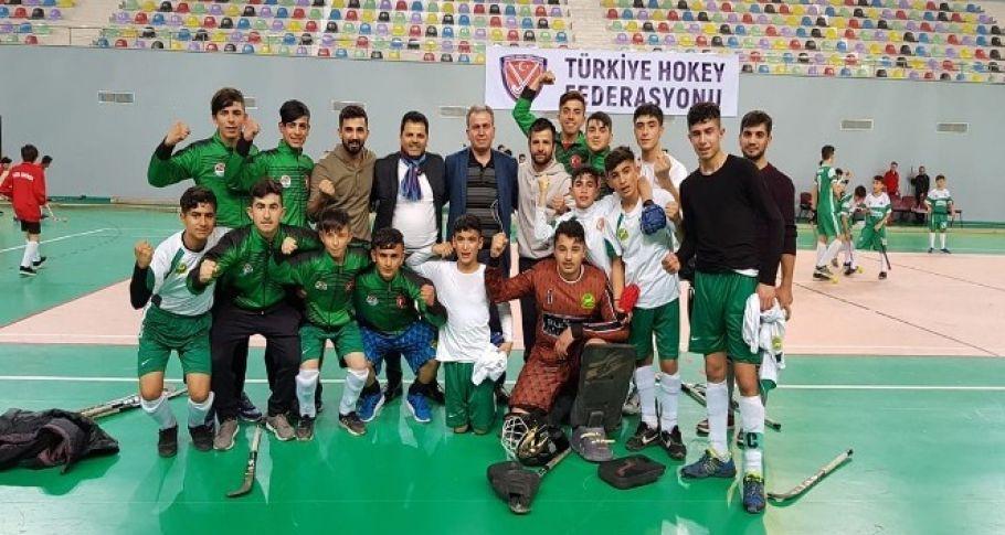 Suruçlu gençler Türkiye şampiyonu oldu