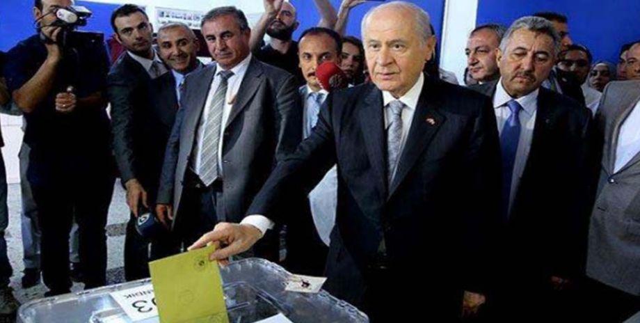 Suruç'ta fazladan oy kullanıldı iddiasına Bahçeli'den yanıt!
