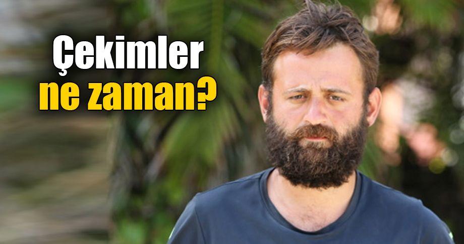 Survivor Erdi, Şanlıurfa'da film çekecek