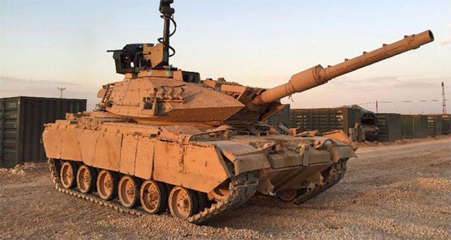 Tankların yetenekleri geliştirildi