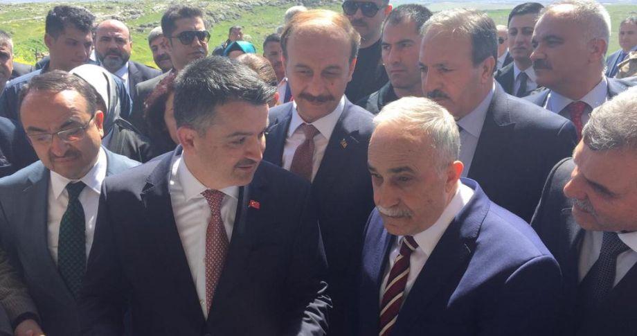 Tarım Bakanı Pakdemirli Göbeklitepe'yi Ziyaret Etti