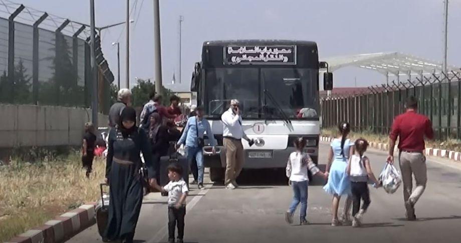 Tatilin Ardından 5 Bin Suriyeli Geri Döndü