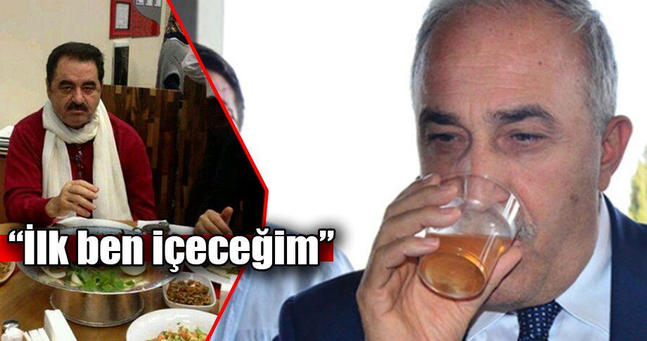 Tatlıses, Bakan Fakıbaba'nın çağrısına kayıtsız kalmadı