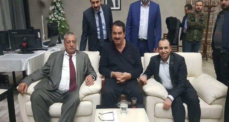 Tatlıses, Cumhurbaşkanı Erdoğan'ın mitingi için Şanlıurfa'da