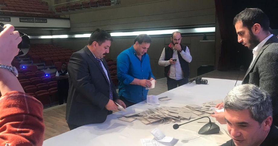 TBB'de Şanlıurfa'yı temsil edecek isimler belirlendi (videolu)
