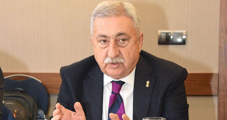 TESK Genel Başkanı: 'Emeklilerin bayram ikramiyesi güncellenmeli'