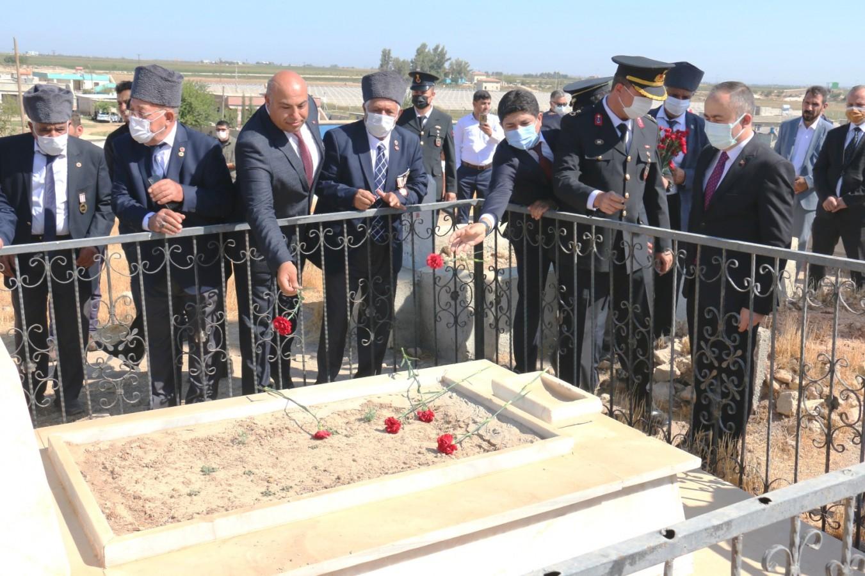 Akçakale'de Gaziler Günü kutlamaları
