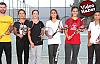 Büyükşehir sporcuları teniste iddialı