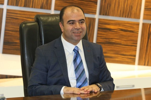 Çiftçi'den AK Parti İl Başkan adaylığı açıklaması