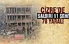 Cizre'de saldırı: 11 şehit 78 yaralı