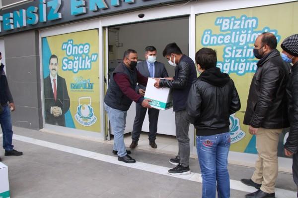 Haliliye Belediyesi'nden PKU hastalarına destek