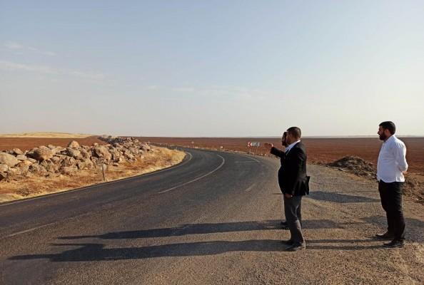 HÜDA PAR'dan çağrı: Siverek-Viranşehir yolu ölüm yoluna dönüşmesin