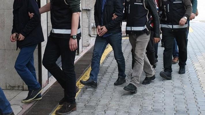 Şanlıurfa'da sokak satıcılarına baskın: 7 gözaltı