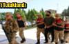 Şanlıurfa'da terör örgütü propagandasına tutuklama