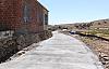 Siverek kırsalında beton yol çalışmaları sürüyor