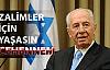 Suç makinası Şimon Peres öldü..