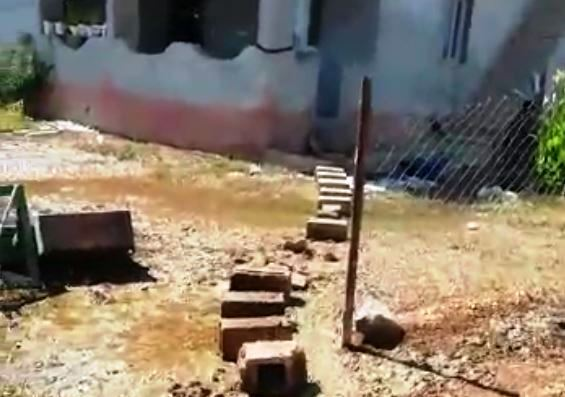 Suruç'ta yükselen taban suyu tedirgin ediyor