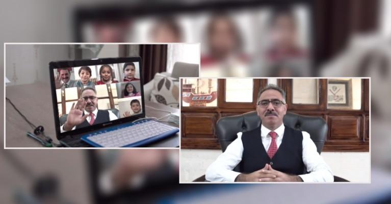 Tablet dağıtan Eyyübiye Belediyesi'nden destek çağrısı