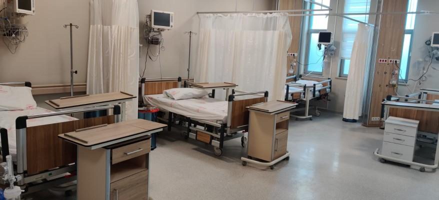Urfa'da pandemi sürecinde kaç yoğun bakım açıldığı belli oldu