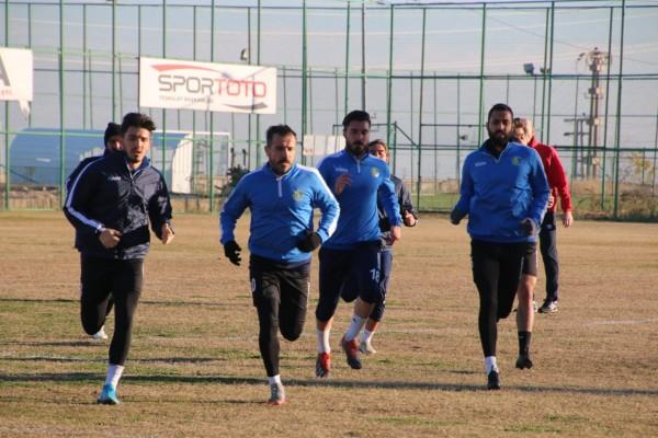 Urfaspor'da Anlara Demirspor hazırlıkları başladı
