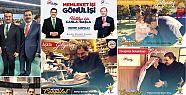 AK Başkan adayı Canpolat'a destek büyüyor;