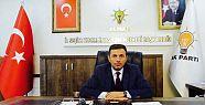 AK Parti Şanlıurfa İl Başkan adayı...