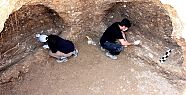 Bin 500 Yıllık mezar odası bulundu