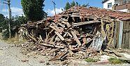 Çerkeş'teki depremin yeni görüntüleri...