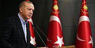 Cumhurbaşkanı Erdoğan: 'Filistin topraklarının...