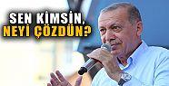 Cumhurbaşkanı Erdoğan Şanlıurfa'da...