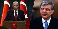 Cumhurbaşkanı Erdoğan'dan Abdullah Gül...