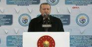 CUMHURBAŞKANI ERDOĞAN'DAN TAHİR ELÇİ...