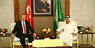 Erdoğan ile Suudi Arabistan, Kuveyt ve...
