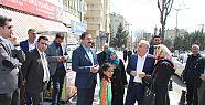 Fakıbaba ve Canpolat Yunus Emre Caddesini...