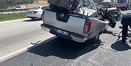 Gaziantep yolunda kaza ölü ve yaralılar...