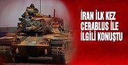 İran'dan Cerablus yorumu