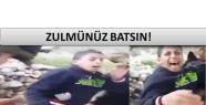 İSRAİL ASKERLERİ ÇOCUĞUN ÜZERİNE...