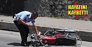Kaza yapan gençten kötü haber!