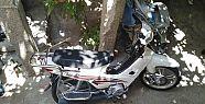 Motosikletleri çalan hırsızı yakalandı