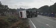 Otobüs Kazaları Kameralarda