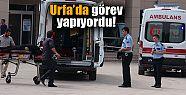 Polis memuru, adliyede cinnet getirdi! 1...