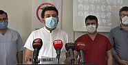 Salgın döneminde 110 sağlık çalışanı...