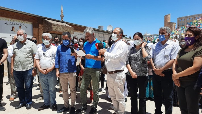 Şanlıurfa'dan İzmir'deki saldırıya...