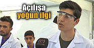 Şanlıurfa'da Bilim Şenliği açılışı...
