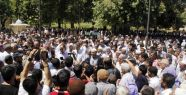 ŞANLIURFA'DA İSRAİL PROTESTOSU