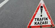 Şanlıurfa'da kaza: 4 yaralı