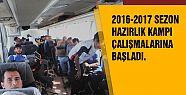 Şanlıurfa'daki iki takımda İstanbul'a...