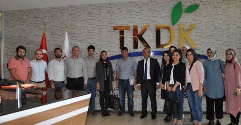 TKDK'dan HRÜ öğrencilerine 'Proje Hazırlama Eğitimi'