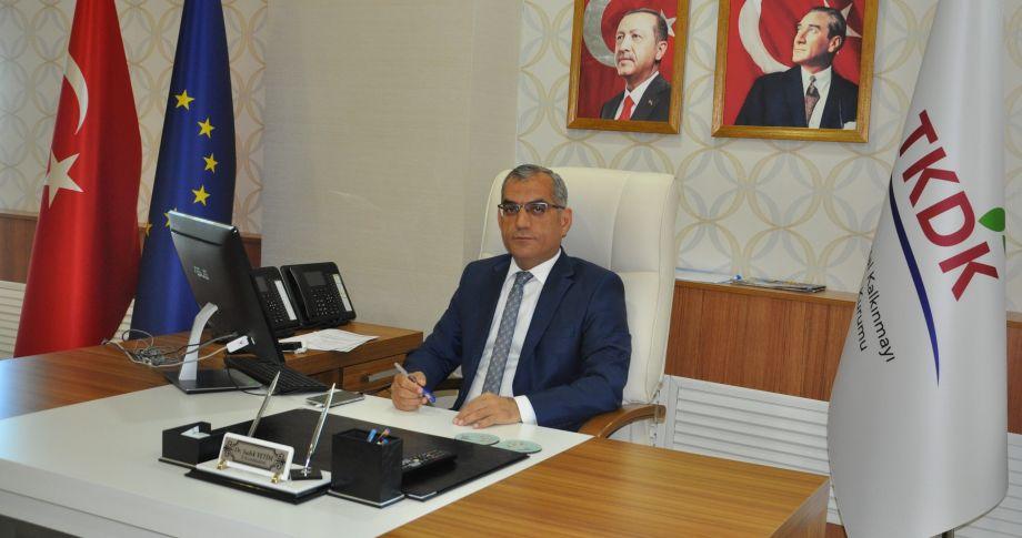 TKDK'dan Şanlıurfa'ya 35 milyonluk destek